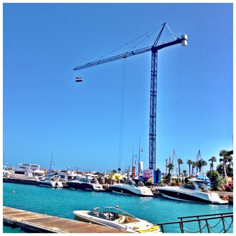 Image result for Porto Marina-Egypt bungee